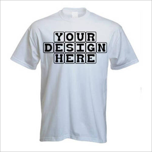 Promotional Customized T-Shirt