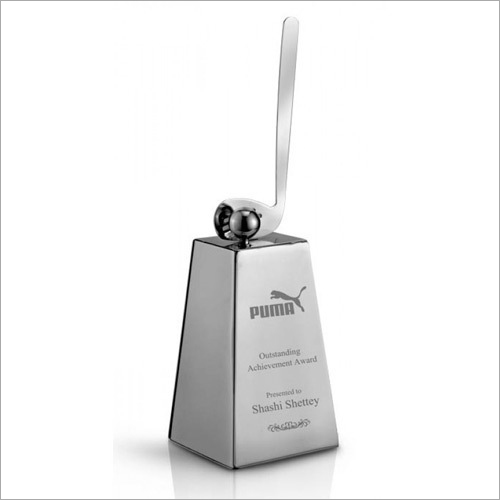 SS Golf Stick Podium Trophy