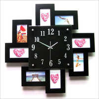 Promotional Wall Photo Frame Clock