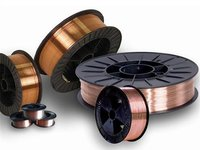 Copper Coated Solid Welding Wire