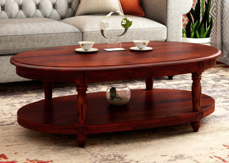 Wooden Center coffee table Monochrome
