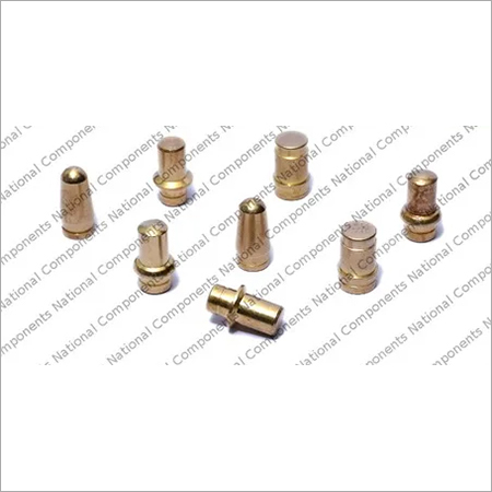 Brass Ball Pen Push Button Part