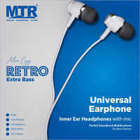 Inner Ear Headphones