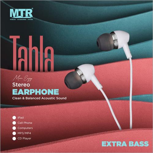 Mobile Stereo Earphones