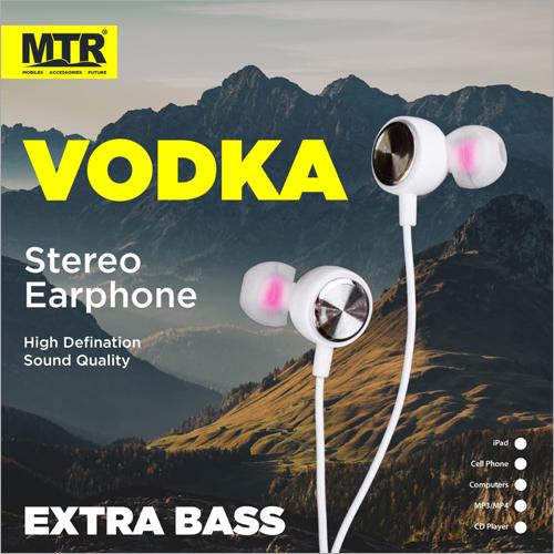 Stereo Bass Earphones