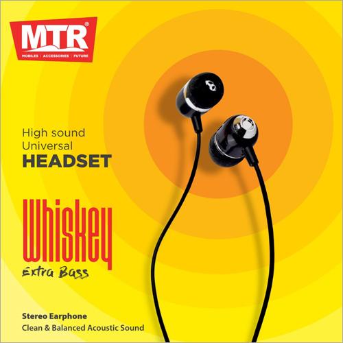 High Sound Universal Earphones