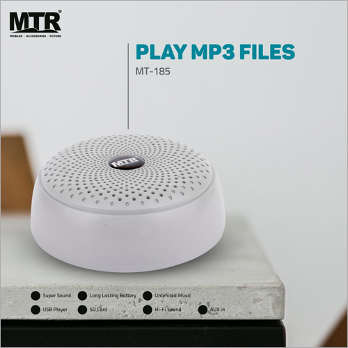 MP3 Music Speaker