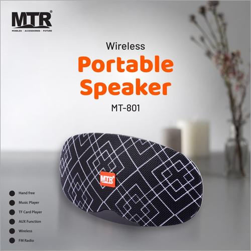 Drahtloser beweglicher Lautsprecher