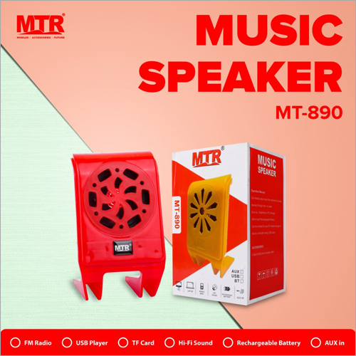 Portable Mobile Music Speaker