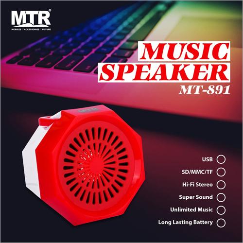 Stereo Music Speaker