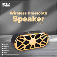 Long Lasting Battery Music Speaker