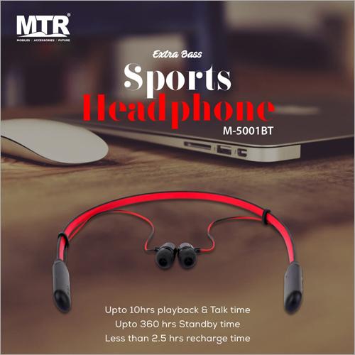 M-5001BT Sports Headphones
