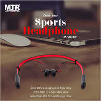 M-5001BT Sports Headphones