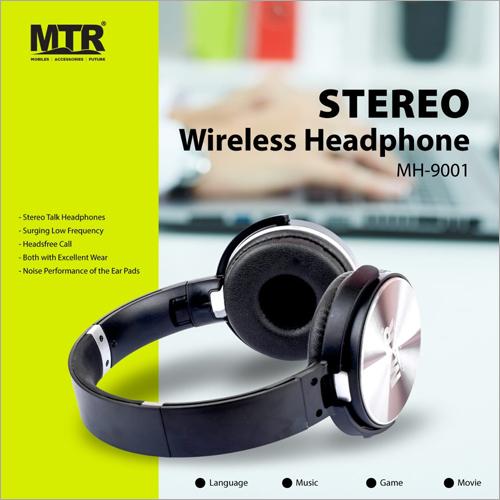 Stereo Wireless Headphone