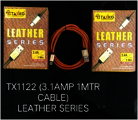 TX-1122 LEATHER SERIES 3.4AMP  1 MTR