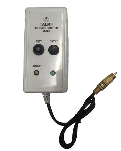 Kalre Lightning Counter Tester