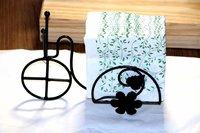 Beautiful Design 1 Compartments Tissue Box & Napkin Holder Rickshaw Design