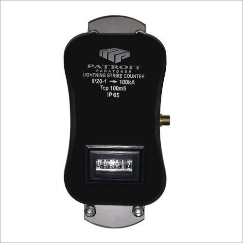 IP 65 Lightning Strike Counter