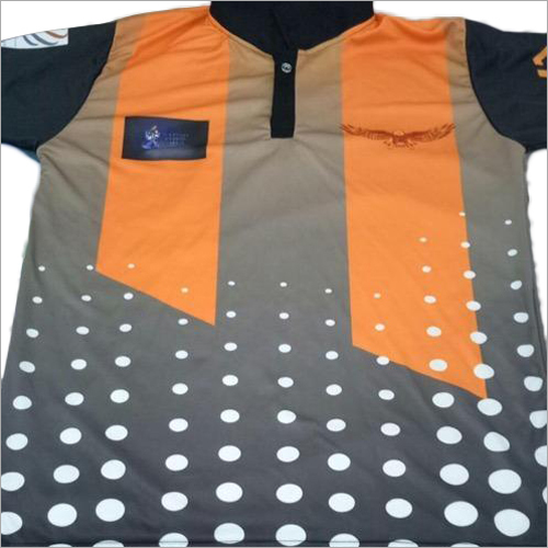 Men Half Sleeves Sublimation T-Shirt