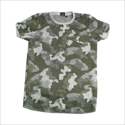 Mens Military T-Shirt