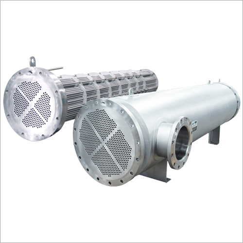 Stainless Steel Heat Exchanger