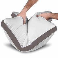 sweat dream pillow 17 by 27