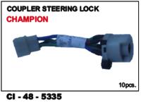 Coupler Steering Lock Champion