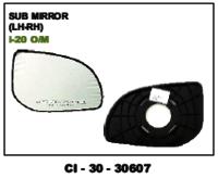 Sub Mirror (Lh+Rh) I-20 O/M