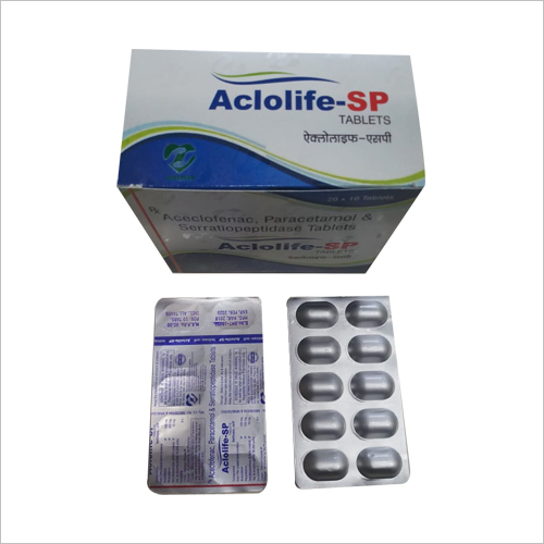Aclolife-SP Tablets