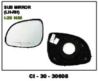 Sub Mirror (Lh+Rh) I-20 N/M