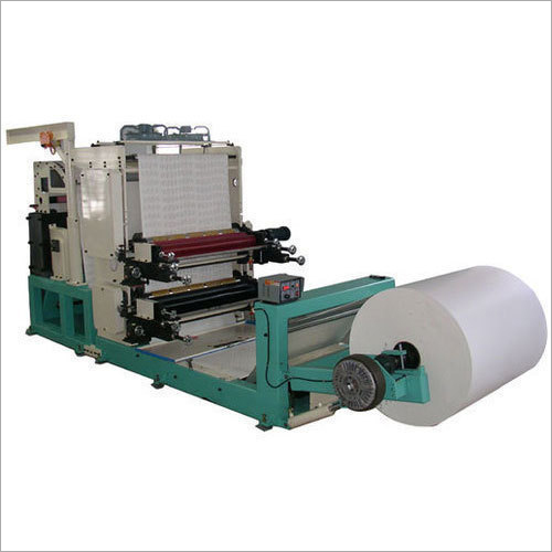 Paper Die Punching Machine