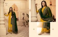 LT NITYA BRAND PLAZZO SALWAR SUITS