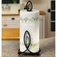 Fancy Paper Towel Holder Stand | Handmade Crafted