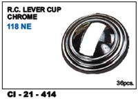 Rc Lever Cup Chrome 118 Ne