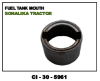 Fuel Tank Mouth Sonalika Tractor