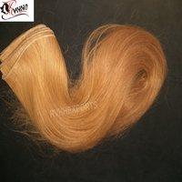 Blonde Color Virgin Human Hair