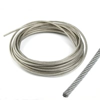 Braided/ Extra Flexible Copper Conductors a  Ropes (Tinned)