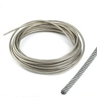 Braided/ Extra Flexible Copper Conductors –Ropes (Tinned)