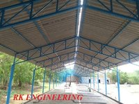 Poultry Roofing Shed