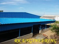 MS Roofing Sheds