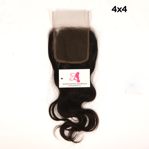 Wavy Lace Closure 4X4