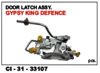Door Latch Assy Gypsy King Defence