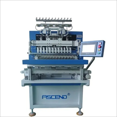 Automatic 12 Spindle Winding Machine