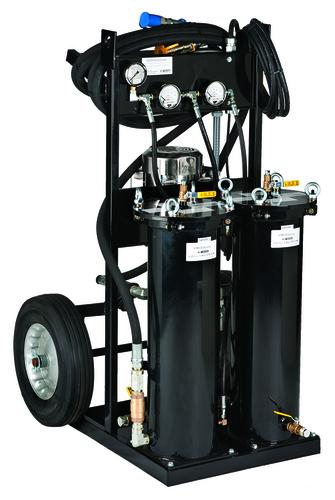 Hydraulic Filtration System