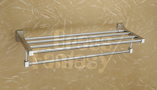 Brass Towel Rack