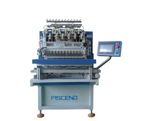 Automatic Winding and Taping Machine