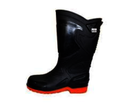 PVC GUM BOOT  (RED SOLE)
