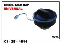 Diesel Fuel Cap Universal