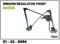 Window Regulator Front Skoda