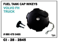 Fuel Tank Cap w/keys VOLVO FH TRUCK